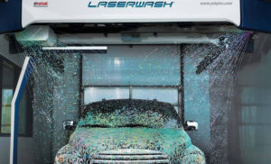 Laser Car Wash Equipment