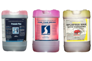 Car Wash Equipments and Chemicals