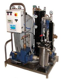 Car Wash Water Recycling Systems