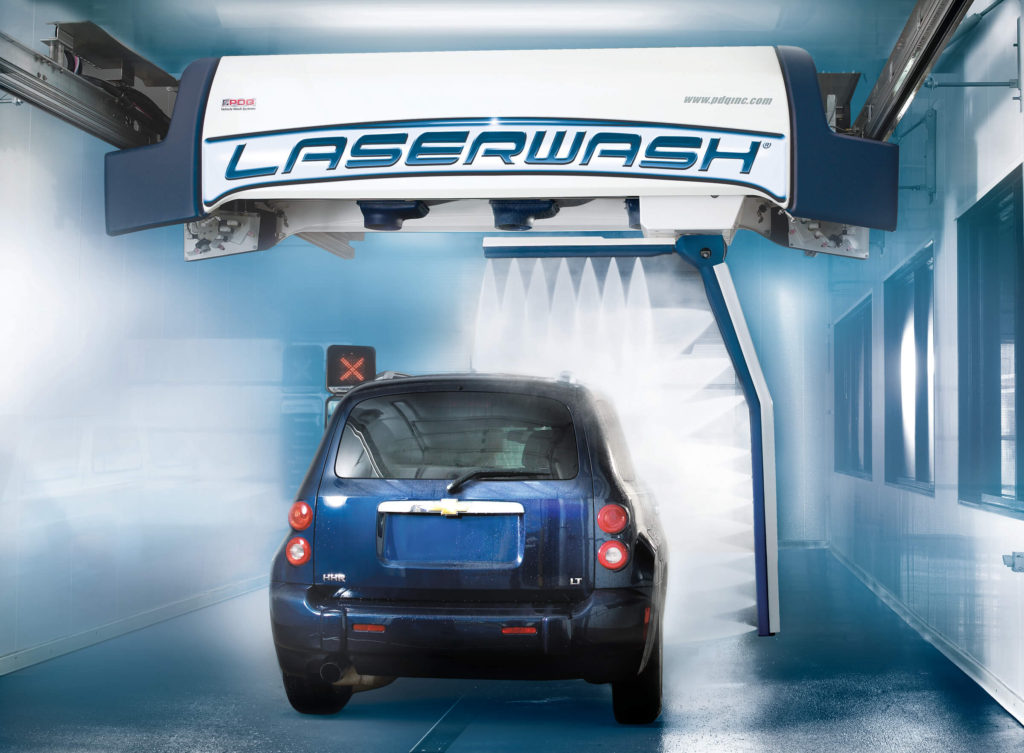 automatic car wash equipments