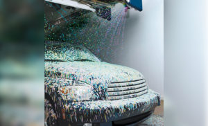 Laser Car Wash Equipments