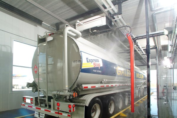heavy Truck Wash Equipments