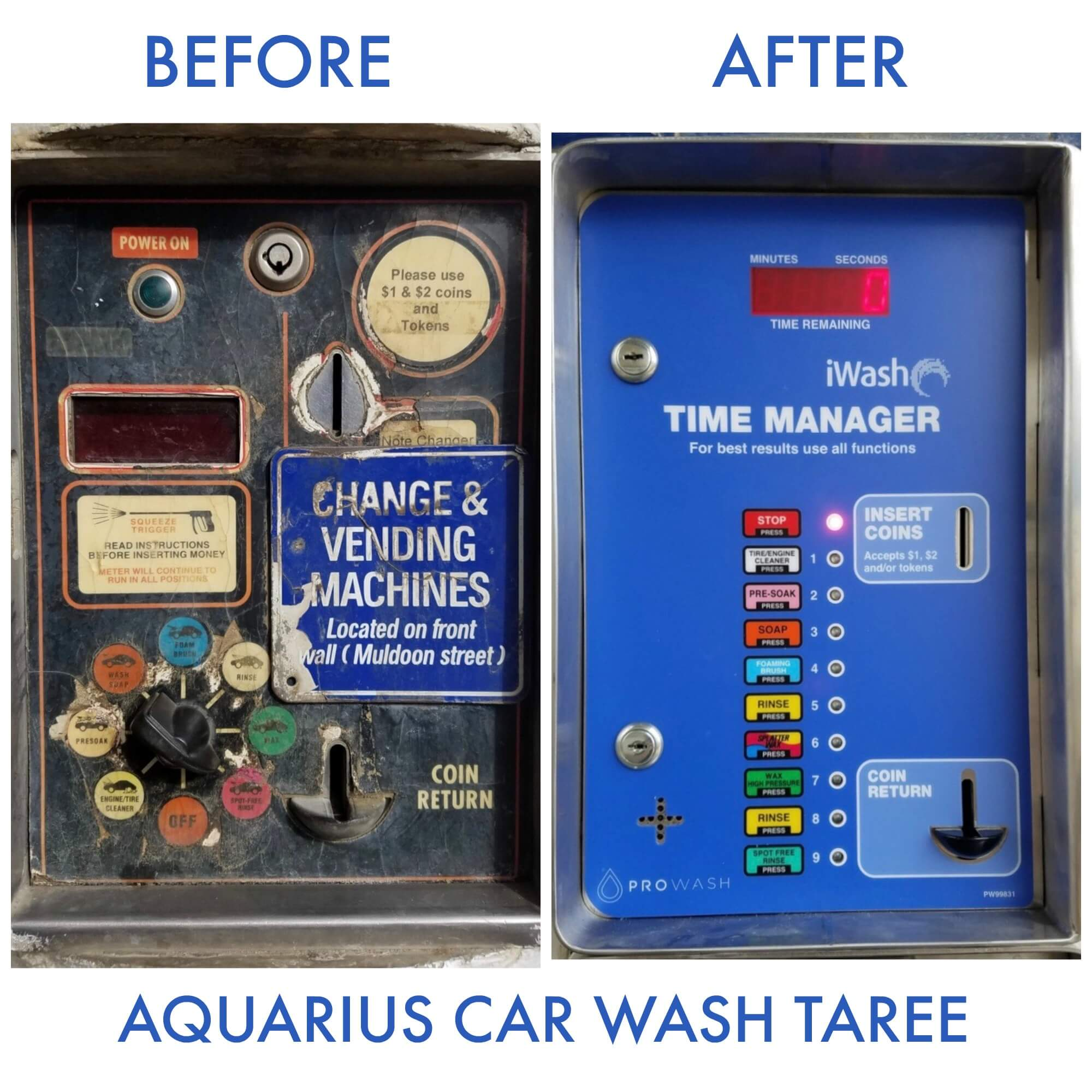 Buying A Self Serve Car Wash Business