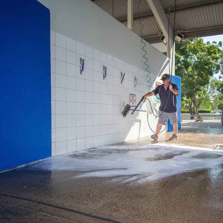 car wash self serve equipment australia