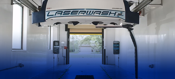PDQ Laserwash 360 Plus
