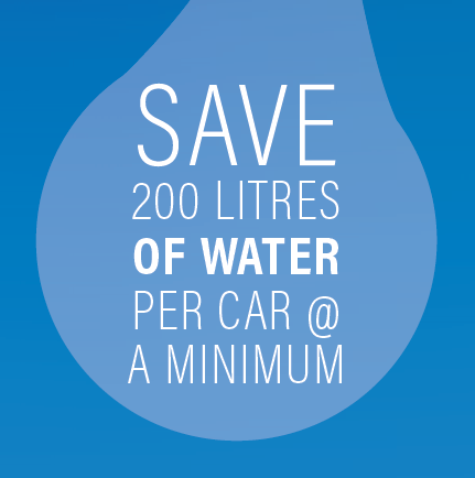 save 200 litres