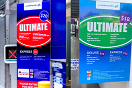 ultimate wash packages