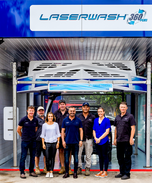 carwash world team